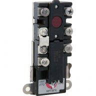 Electric water heater thermostat - Upper