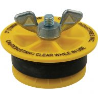 Cherne End of Pipe Gripper plug - 3""